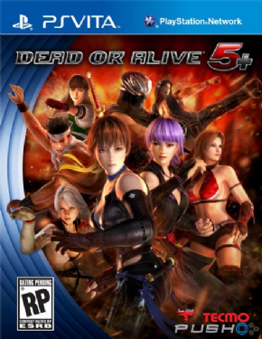 Dead or Alive 5 Plus PSVi...