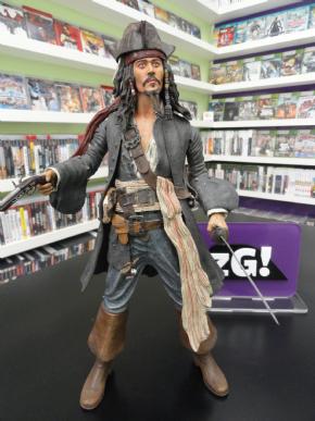 Jack Sparrow - Piratas do...