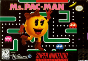 Ms Pac Man (Seminovo) Sup...