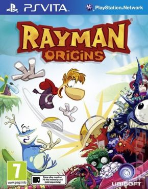Rayman Origins (Seminovo)...