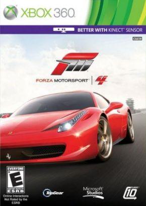 Foto Forza Motorsport 4 (Seminovo) XBOX360