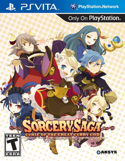 Sorcery Saga: Curse of th...
