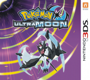 Pokemon Ultra Moon 3DS