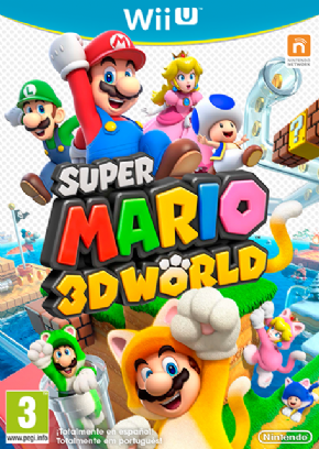 Super Mario 3D World Wii...
