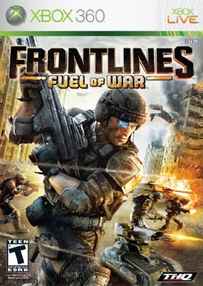 Frontlines: Fuel Of War (...
