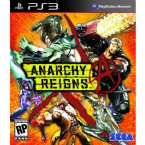 Anarchy Reigns PS3 - Semi...