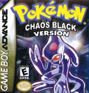 Pokemon Chaos Black (Semi...