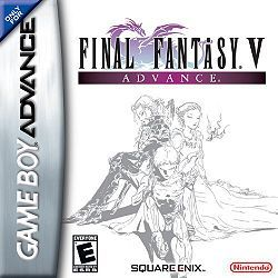 Final Fantasy V (Seminovo...