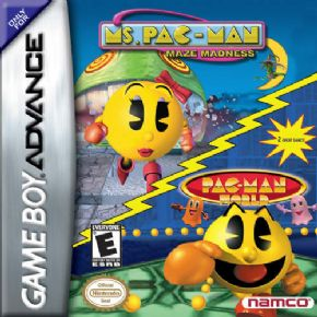 Foto 2 in 1 Pac Man (Seminovo) Gameboy Advance
