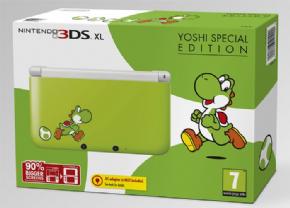 Nintendo 3DS XL - Yoshis...