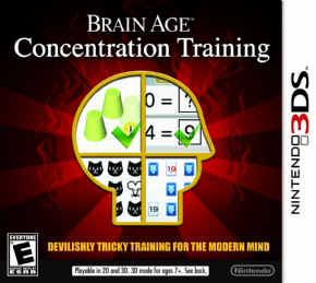 Brain Age: Concentration...