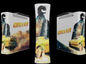 Adesivo Driver XBOX360