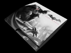 Foto Adesivo Batman City PS3 SLIM