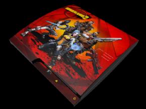 Adesivo Borderlands PS3 S...