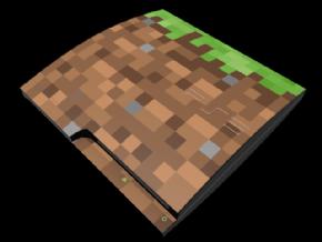 Adesivo Minecraft PS3 SLI...