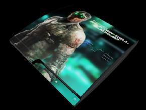 Foto Adesivo Splinter Cell PS3 SLIM