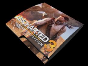 Adesivo Uncharted PS3 SLI...