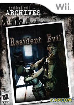 Resident Evil Archives Wi...