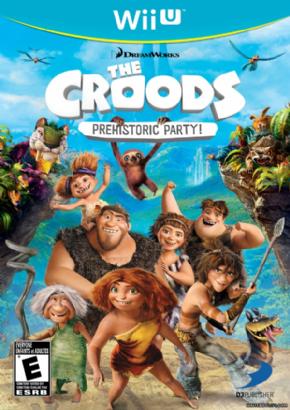 The Croods: Prehistoric P...