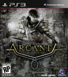 Arcania: Game of the Year...
