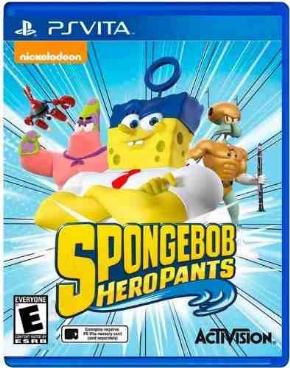 Spongebob Heropants Bob E...