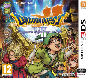 Dragon Quest VII: Fragmen...