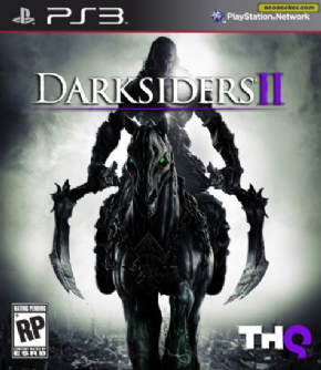 Darksiders II PS3 - Semin...