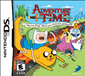 Adventure Time DS