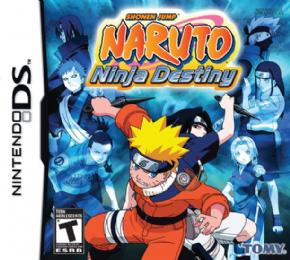 Naruto: Ninja Destiny DS