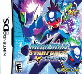 Mega Man Star Force: Pega...