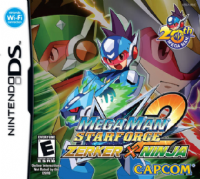 Mega Man Star Force 2 Zer...