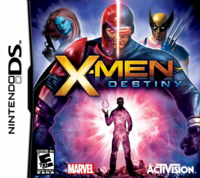X - Men Destiny DS
