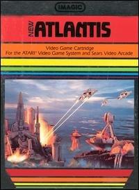 Atlantis (Seminovo) Atari