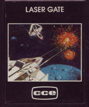 Laser Gate (Seminovo) Ata...