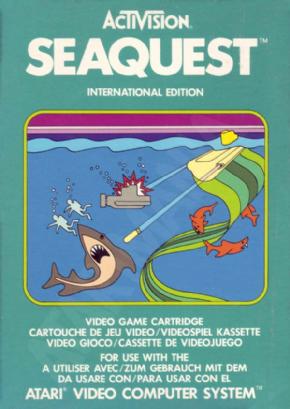 Seaquest (Seminovo) Atari