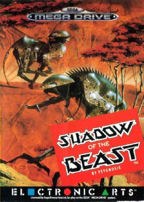 Foto Shadow of The Beast (Seminovo) Mega Drive