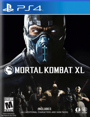 Mortal Kombat XL PS4 - Se...
