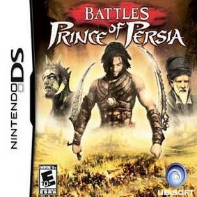 Prince of Persia Battles...