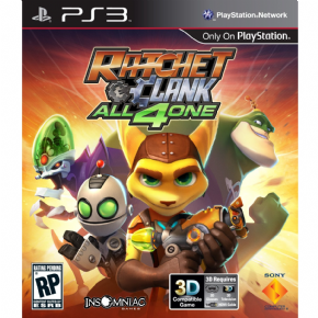 Ratchet & Clank - All 4 O...