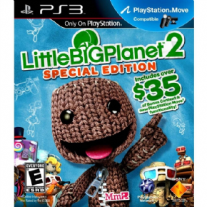 Little Big Planet 2 35 U$...