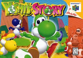 Yoshis Story (Seminovo) N...