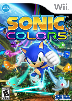 Sonic Colors (Seminovo) W...