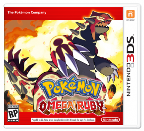 Foto Pokemon Ruby Omega Ruby 3DS