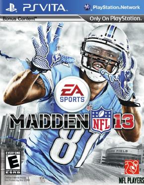 Madden NFL 13 (Seminovo)...