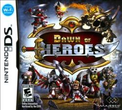 Dawn of Heroes DS
