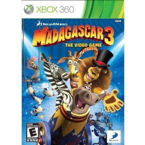 MADAGASCAR 3 (Seminovo) X...