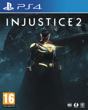 Injustice 2 (Seminovo) PS...