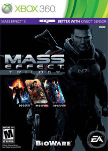 Mass Effect Trilogy (Semi...