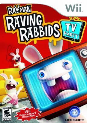Rayman Raving Rabbids TV...
