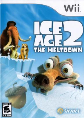 Ice Age 2 (Seminovo) Wii